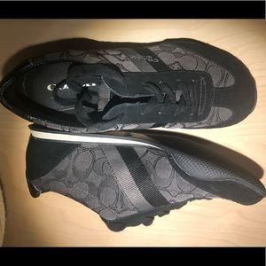 Coach C125 Runners Size 7.5